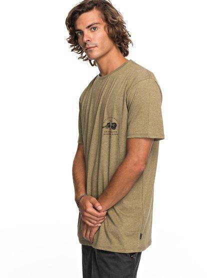 Organic Long Lost - T-Shirt  EQYZT04743