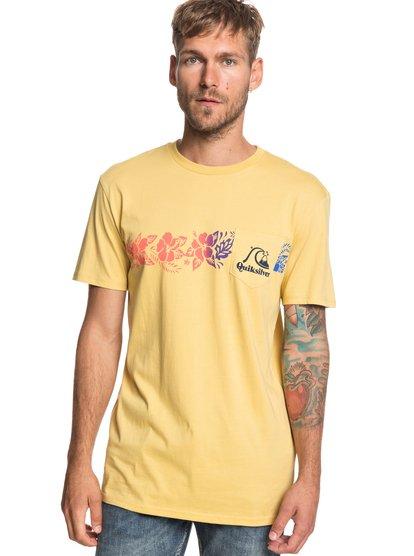 Tea Stripe - Pocket T-Shirt for Men  EQYZT05221