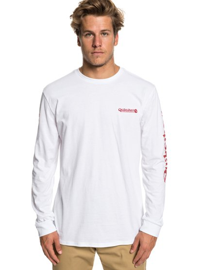 Check It - Long Sleeve T-Shirt for Men  EQYZT05281