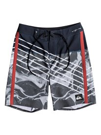 "Highline Lava Slash 17"" - Board Shorts  EQBBS03235"