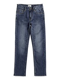 Revolver Sky - Straight Fit Jeans for Boys 8-16  EQBDP03135