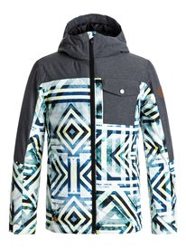 Mission Block - Snow Jacket for Boys 8-16  EQBTJ03059