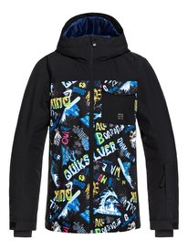 Mission Block - Snow Jacket for Boys 8-16  EQBTJ03080
