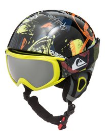 The Game Pack - Helmet and Goggle Set  EQBTL03001