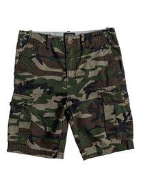 Crucial Battle - Cargo Shorts for Boys 8-16  EQBWS03226