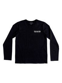 The Original M And W - Long Sleeve T-Shirt for Boys 8-16  EQBZT03801