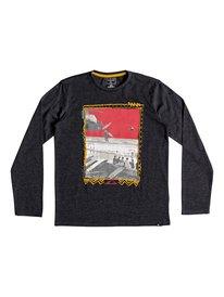 D- Day - Long Sleeve T-Shirt for Boys 8-16  EQBZT03807
