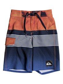 "Highline Lava Division 14"" - Board Shorts for Boys 2-7  EQKBS03149"