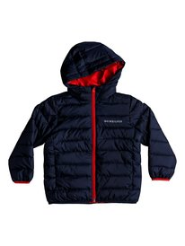 7 Puffer Jacket Boys 2 Resistant For Eqkjk03090 Water Scaly REwtx