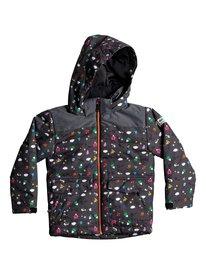 Mr Men Edgy - Snow Jacket for Boys 2-7  EQKTJ03005