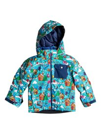 Mr Men Little Mission - Snow Jacket for Boys 2-7  EQKTJ03007