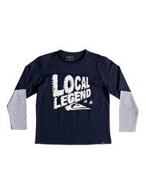 Legend - Long Sleeve T-Shirt for Boys 2-7  EQKZT03236