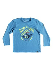 Hb Check - Long Sleeve T-Shirt for Boys 2-7  EQKZT03240