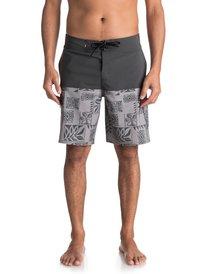 "Waterman Malama Bay 18"" - Board Shorts for Men  EQMBS03035"