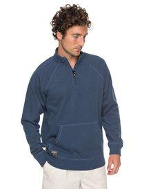 Waterman Great Wave - 1/2 Zip Sweatshirt for Men  EQMFT03018