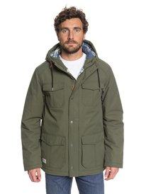 Waterman Weather - Waterproof Hooded Jacket  EQMJK03005