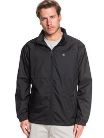 Waterman Shell Shock - Water-Repellent Windbreaker Jacket for Men  EQMJK03023