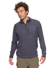 Waterman Quiksilver - Technical Half-Zip Sweatshirt for Men  EQMKT03024
