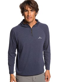 Waterman Sea Hound - Half-Zip Hooded Top for Men EQMKT03057 133e6255647ca