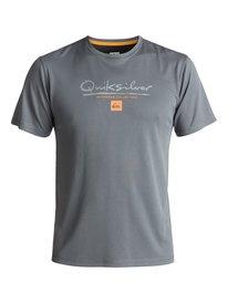 Waterman Gut Check - Amphibian UPF 40 Surf T-Shirt for Men EQMWR03018 c4922e6a3d