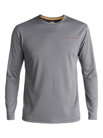 d6fba29dea ... Waterman Gut Check - Amphibian Long Sleeve UPF 40 Surf T-Shirt for Men  EQMWR03019 ...