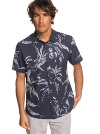 Waterman Tech Beachrider - Short Sleeve UPF 30 Shirt for Men  EQMWT03226
