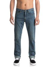 Revolver Medium Blue - Straight Fit Jeans for Men  EQYDP03345