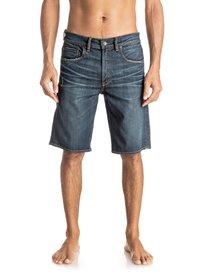 The Avalon Agy Blue - Denim Shorts  EQYDS03070