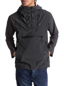 Mokoreta - Water-Repellent Technical Pullover Jacket  EQYJK03357