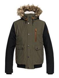 Arris - Waterproof Hooded Bomber Jacket for Men  EQYJK03411