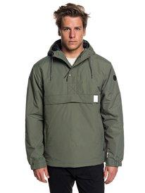 Tazawa - Water-Resistant Hooded Anorak for Men  EQYJK03432