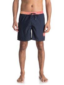 "Lava Logo 17"" - Swim Shorts for Men  EQYJV03309"