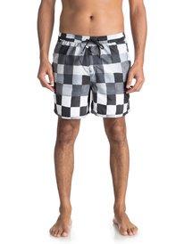 "Resin Check 15"" - Swim Shorts for Men  EQYJV03313"