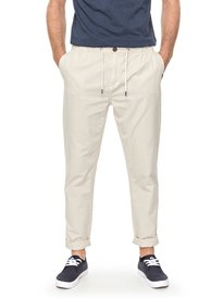 Coastal Life - Straight Fit Trousers for Men  EQYNP03141