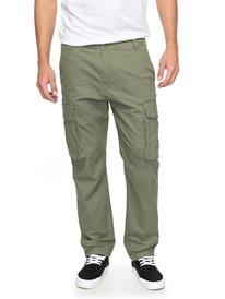 Svenka - Straight Fit Trousers for Men  EQYNP03142