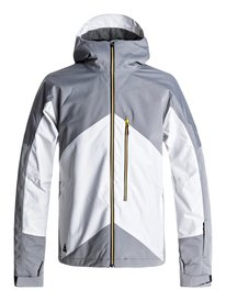 Stencil - Snow Jacket for Men  EQYTJ03130