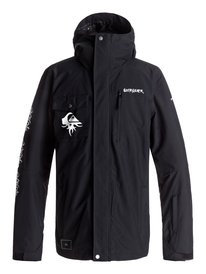 Mission Placed Art - Shell Snow Jacket for Men  EQYTJ03149