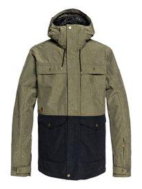 Military Eqytj03177 Snow For Men Jacket Horizon SqfdwASW1