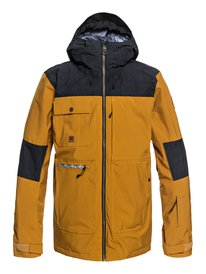 ... Arrow Wood - Snow Jacket for Men EQYTJ03191 e40409b6d5