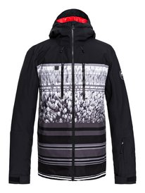 Mission Block - Snow Jacket for Men  EQYTJ03194