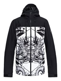 Snowboard Jackets - Our Mens Snow Jackets collection   Quiksilver cc76435994