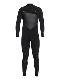 4 3mm Highline Plus - Chest Zip Wetsuit for Men EQYW103059 180a5fbd0
