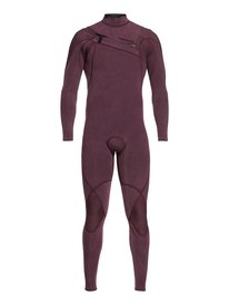 4aa372c559 3 2mm Highline Limited Monochrome - Chest Zip Wetsuit for Men EQYW103075