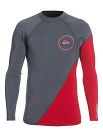 1mm Syncro Series - Long Sleeve Neoprene Surf Top for Men EQYW803007 dff70e50097