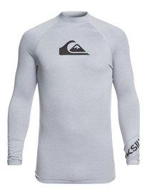 ... All Time - Long Sleeve UPF 50 Rash Vest for Men EQYWR03137 ...