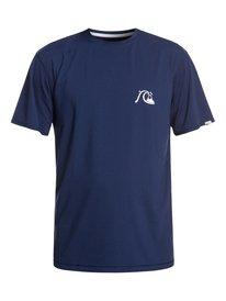 c80b83a825f Bubble Logo - Short Sleeve UPF 50 Surf T-Shirt for Men EQYWR03151