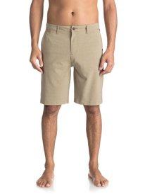 "Union 21"" - Amphibian Board Shorts for Men  EQYWS03484"