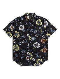 Sunset Floral - Short Sleeve Shirt  EQYWT03634