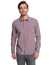 Everyday Check - Long Sleeve Shirt for Men  EQYWT03722