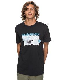 Classic Black Horizon - T-Shirt for Men  EQYZT04783